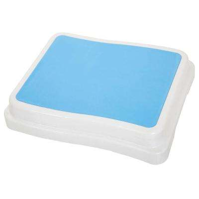 15 in. x 19 in. Non-Slip Bath Step