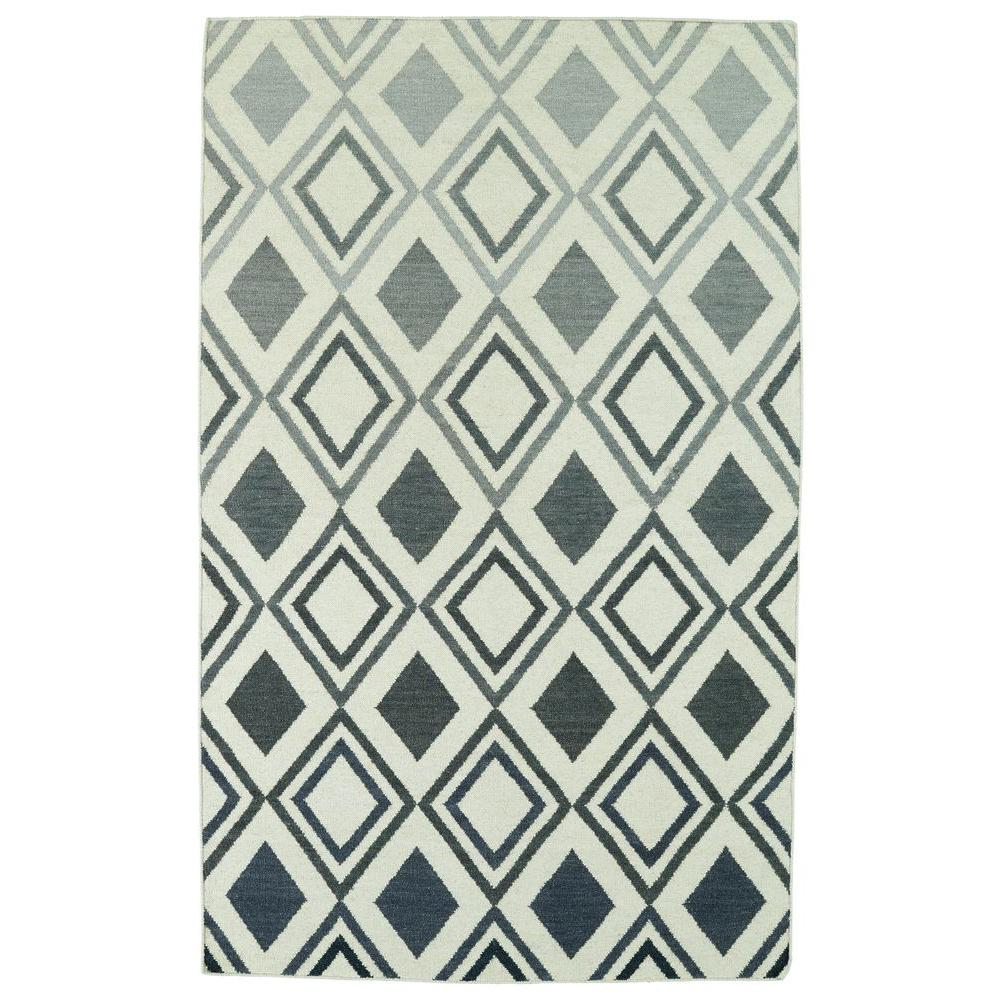 Glam Grey 5 ft. x 8 ft. Area Rug