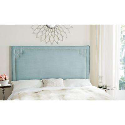 Remington Sky Blue Full Headboard