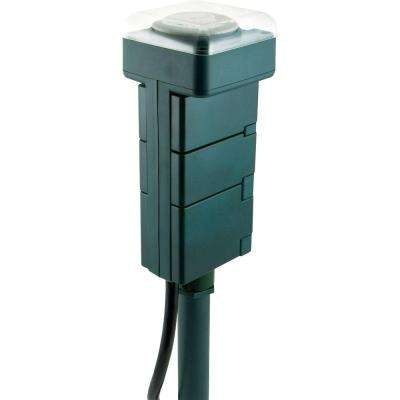 Outdoor Stake Timer