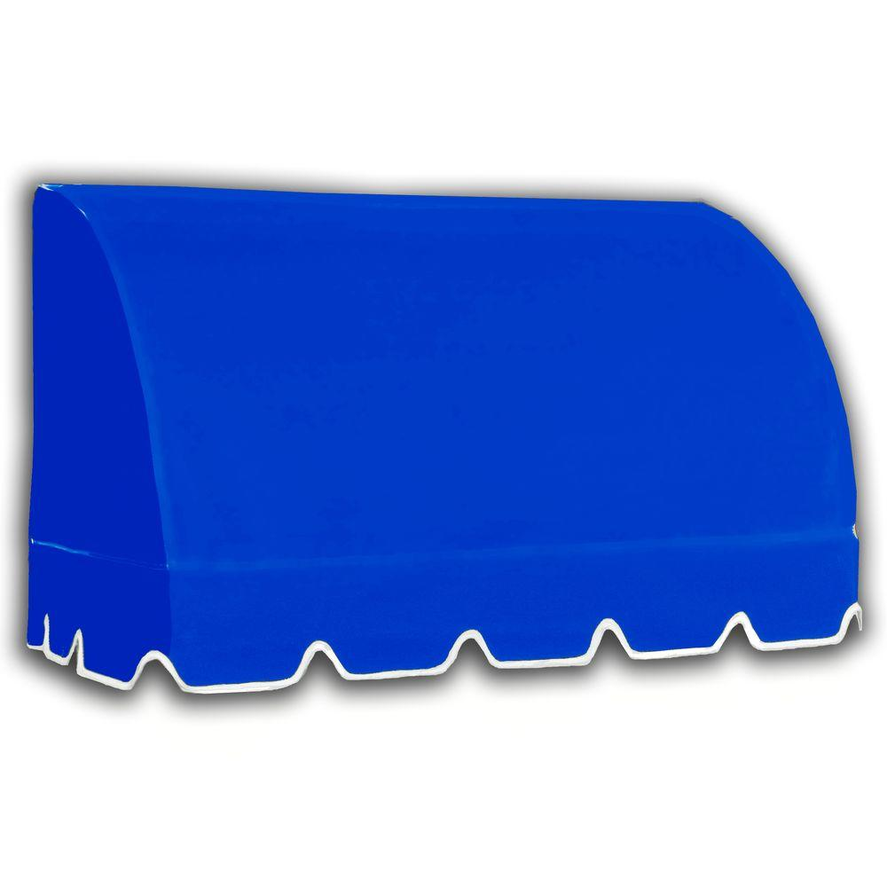 AWNTECH 20 ft. Savannah Window/Entry Awning (44 in. H x 36 in. D) in Bright Blue