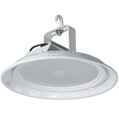18 in. 400-Watt Equivalent White Integrated LED Round High Bay