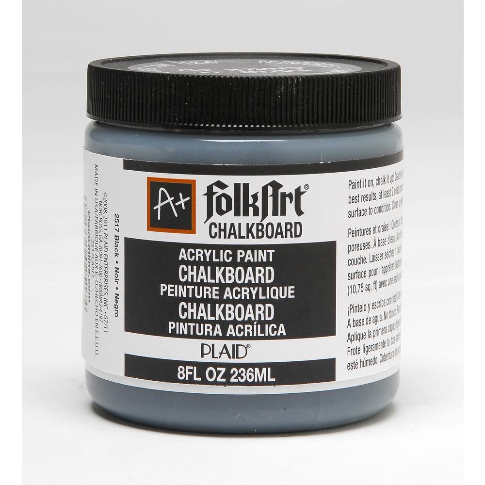 Upc 028995025174 Plaid Black Chalkboard Paint 8oz