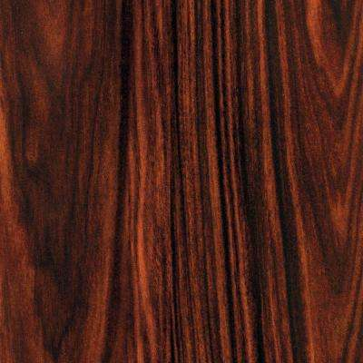 Redmond African Wood Laminate Flooring - 5 in. x 7 in. Take Home Sample
