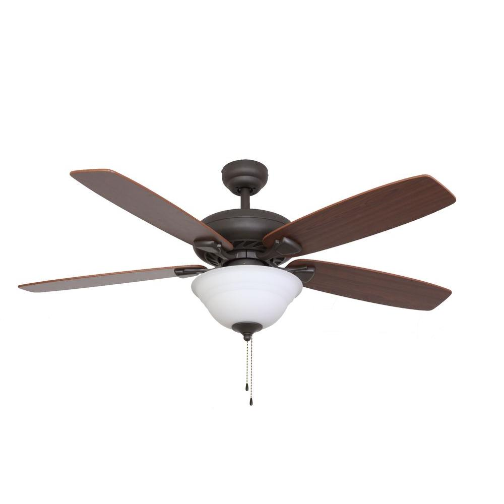 Sahara Fans Ardmore 52 in. Bronze Energy Star Ceiling Fan