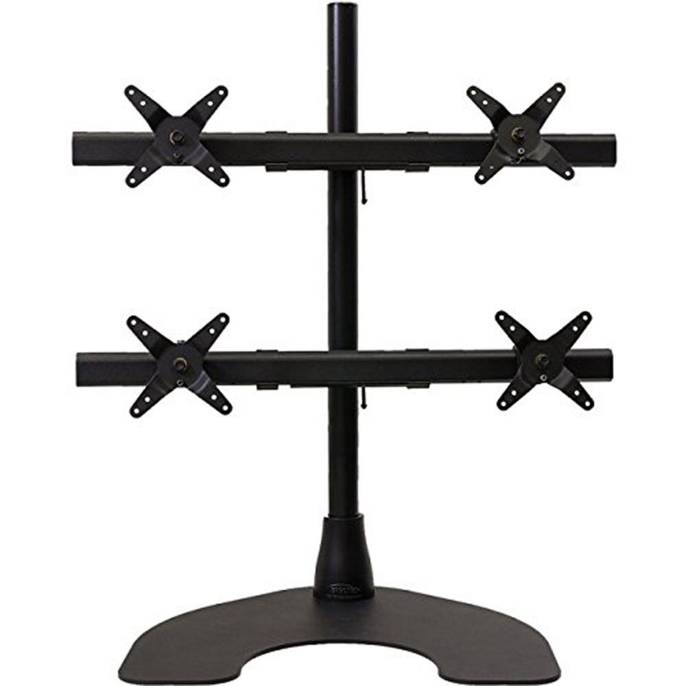 Freedom Quad 2 x 2 Desk Stand with 28 in. Pole
