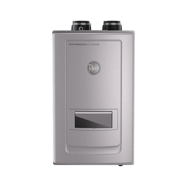 Performance Platinum 11 GPM Liquid Propane High Efficiency Indoor Recirculating Tankless Water Heater