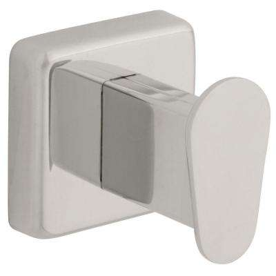 Century Single Towel Hook in Polished Stainless