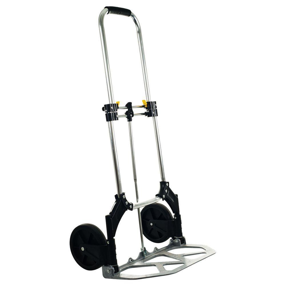 Stalwart 19 in. Folding Wheeled Hand Cart
