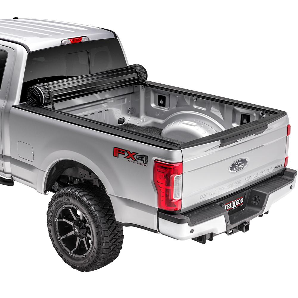 Sentry 15 19 Ford F150 8 Ft Bed Tonneau Cover 1598701 The Home Depot