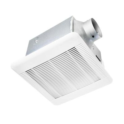 110 CFM Ceiling Mount Roomside Installation Quick Connect Bathroom Exhaust Fan, ENERGY STAR