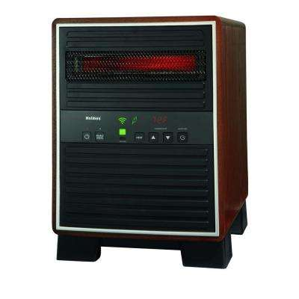 1500-Watt Extra Large Room Smart Portable Heater with WeMo