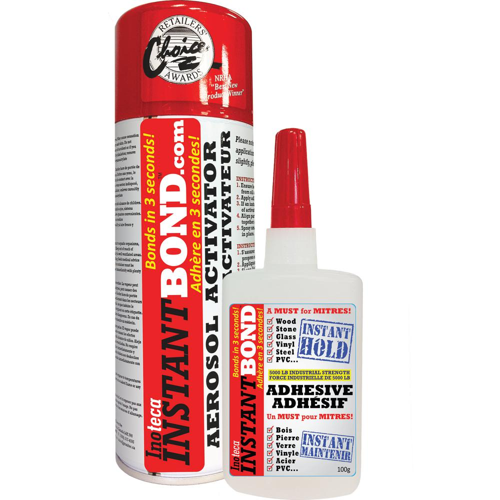 World's Fastest Instant Adhesive Glue - Clear - Cyanoacrylate Glue and