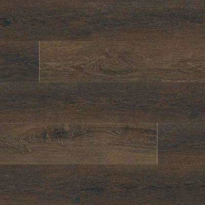 Centennial Aged Walnut 6 in. x 48 in. Glue Down Luxury Vinyl Plank Flooring (36 sq. ft. / case)