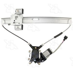 Power Window Motor and Regulator Assembly-Window Assembly Front Right ACI//Maxair