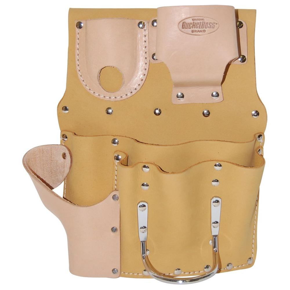 Bucket Boss 8 Pocket Drywall Pouch