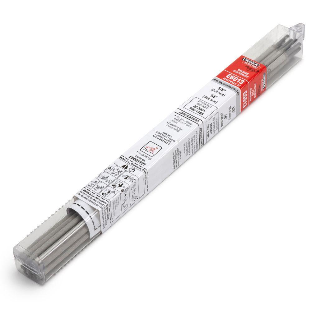 1/8 in. E6013 Electrodes 1 lb.