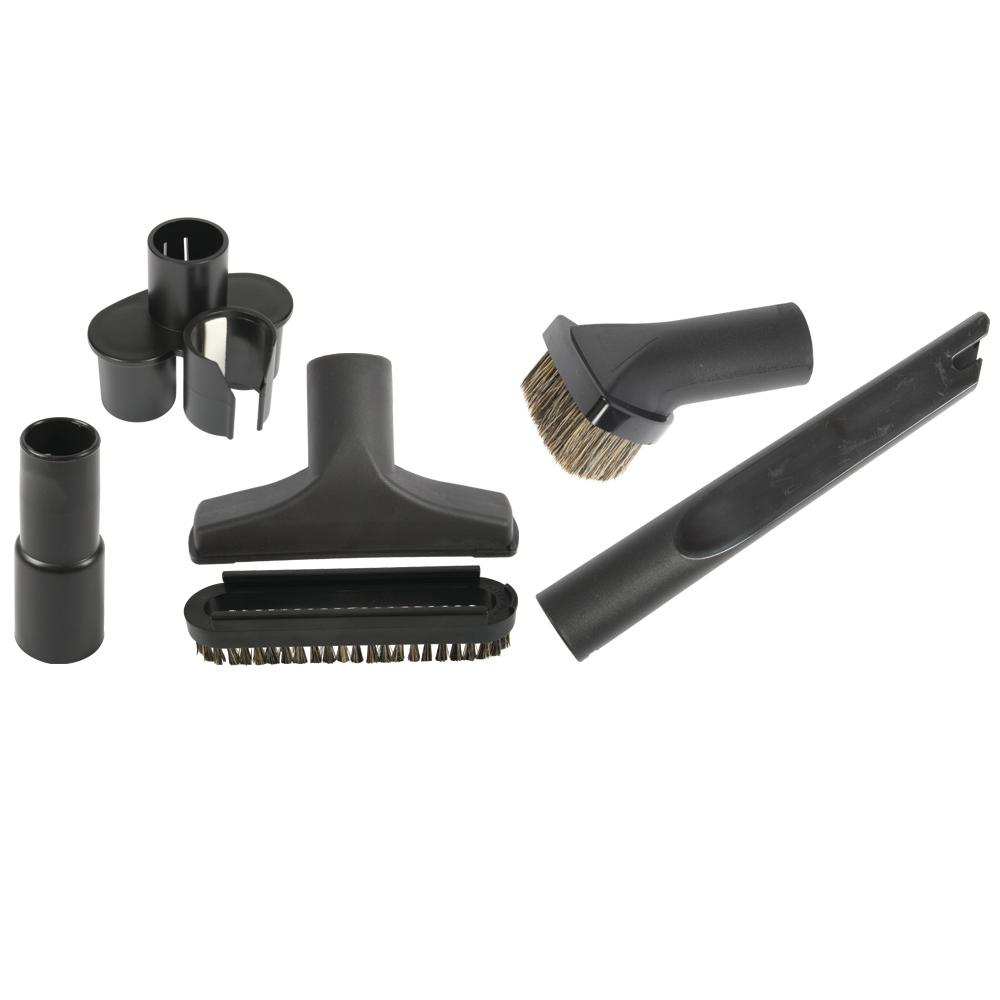 1-1/4 in. Attachment Tool Set with 1-3/8 in. Adapter for Vacuum