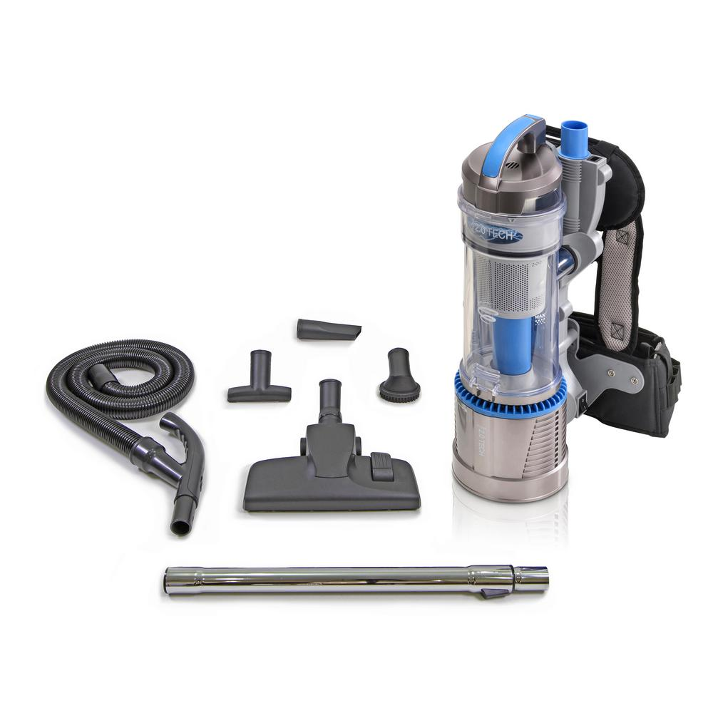 Prolux 2.0 Cordless Bagless Backpack Vacuum Cleaner with Lithium Ion Battery