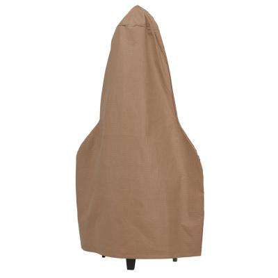 Essential 28 in. Bottom Depth x 15 in. Top Depth x 53.5 in. H Chimenea Cover