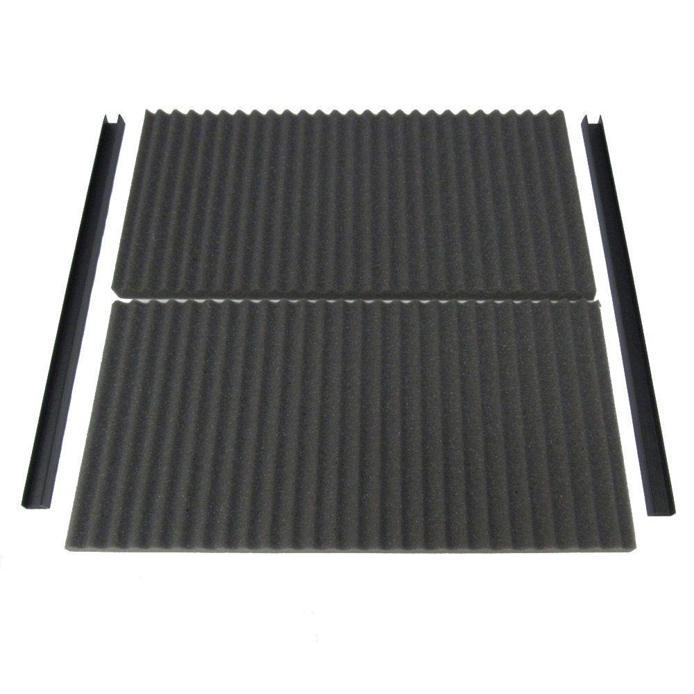 AC Insulating Foam Panels