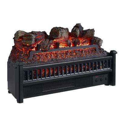 14 Electric Fireplace Logs Fireplace Logs The Home Depot