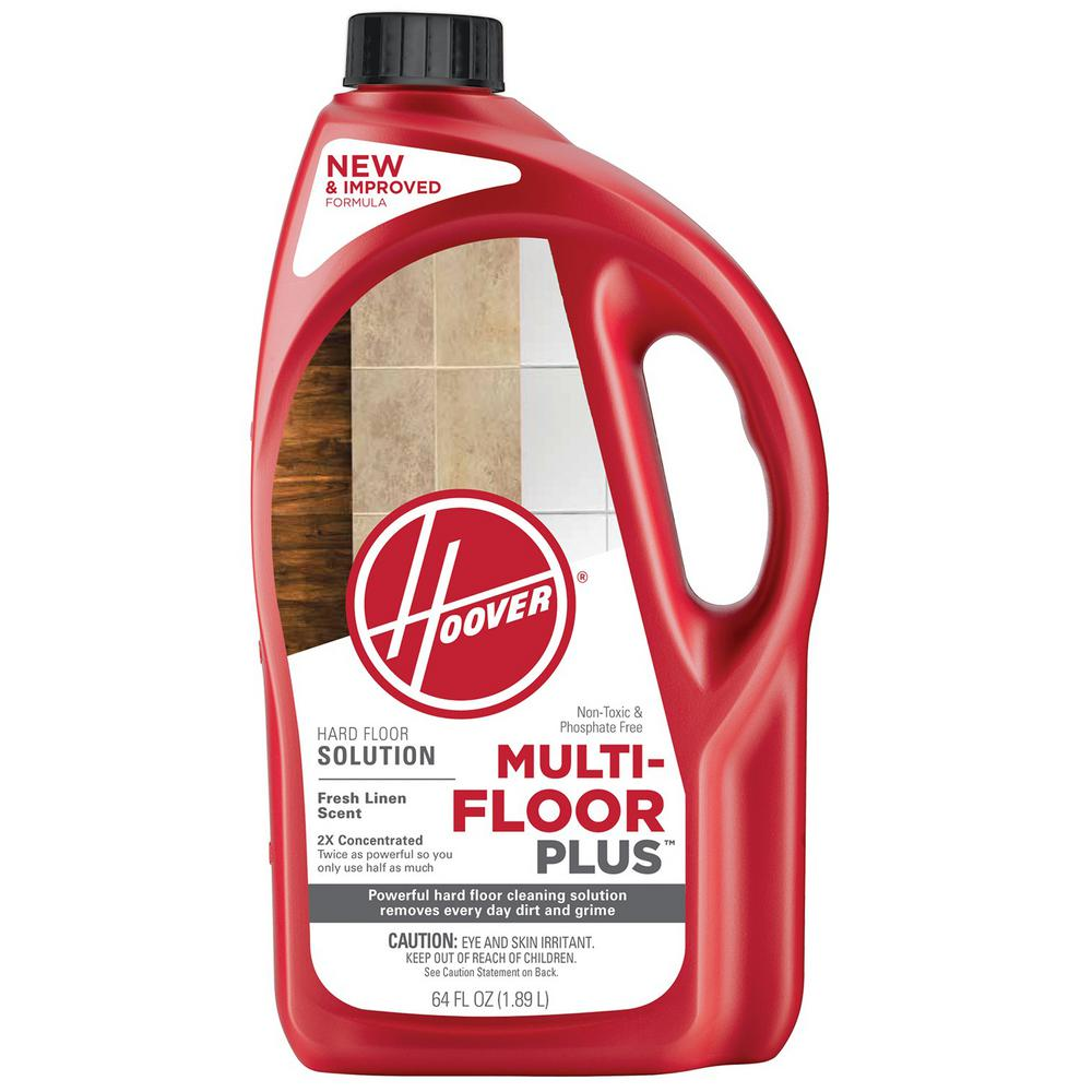 Hoover 64 Oz 2x Multi Floor Plus Hard Floor Cleaning