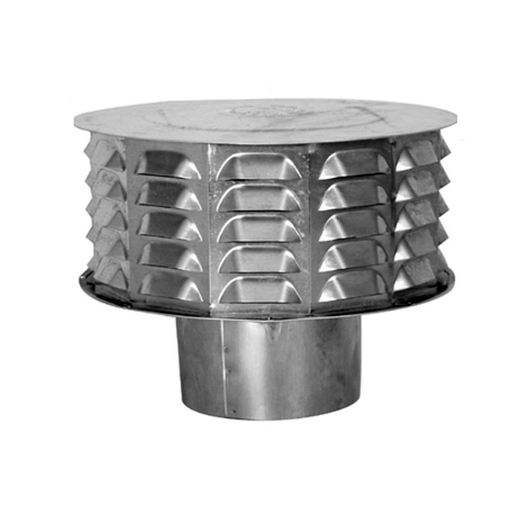 American Metal Products 3 in. Gas Vent Cap