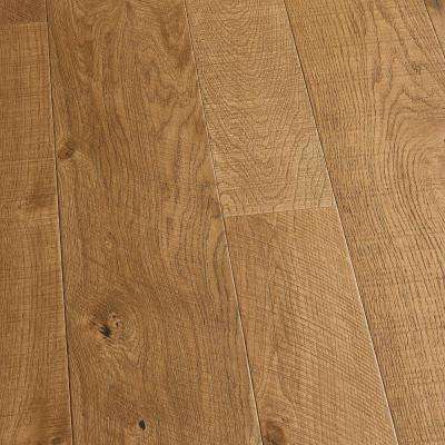 Take Home Sample - French Oak Montara Tongue and Groove Engineered Hardwood Flooring - 5 in. x 7 in.