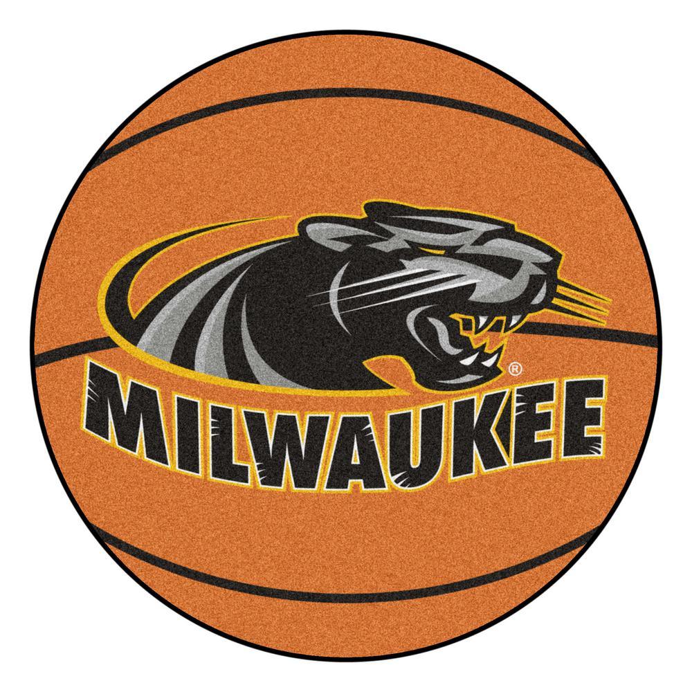 Fanmats Ncaa University Of Wisconsin Milwaukee Orange 2