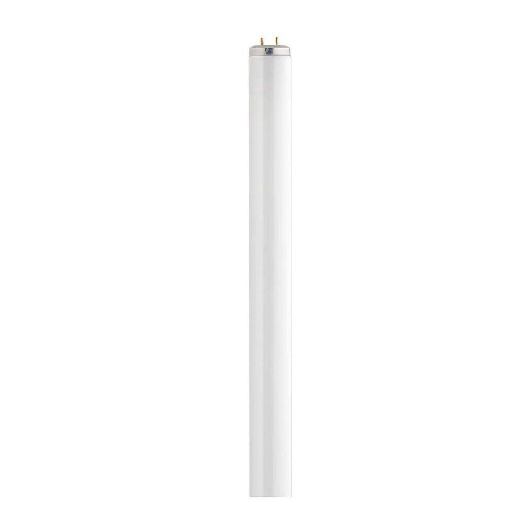 Philips 4 ft. T12 40-Watt Natural (5000K) Supreme Linear Fluorescent Light Bulb (720-Pallet)