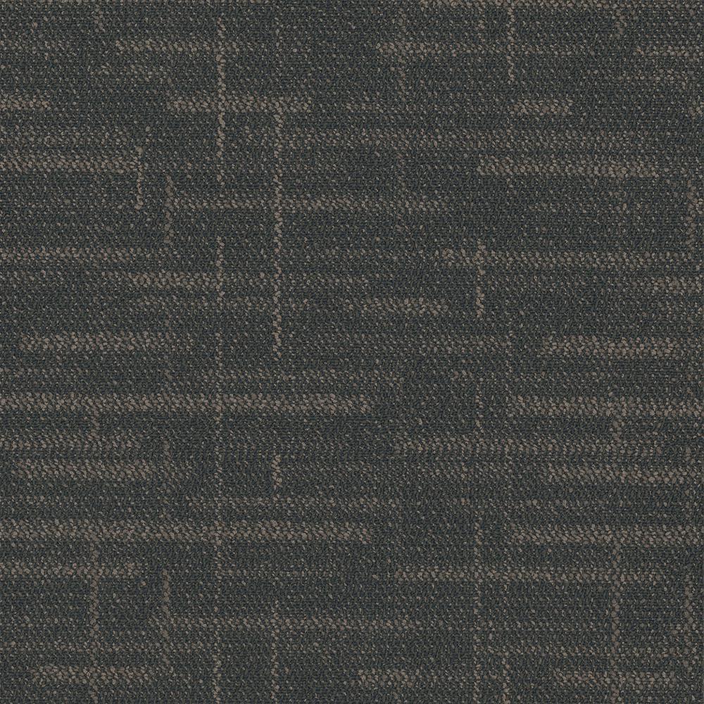 Builder Steel 24 in. x 24 in. Carpet Tiles (8 syds. case/carton - 18 Tiles case/carton)
