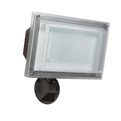 180° Bronze Outdoor Integrated LED Severe Weather Wall Pack Light