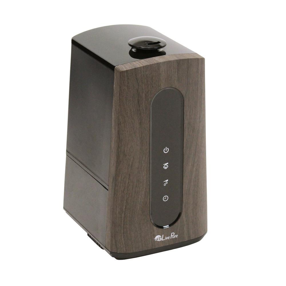 1.32 Gal. Ultrasonic Cool Mist Large Room Humidifier