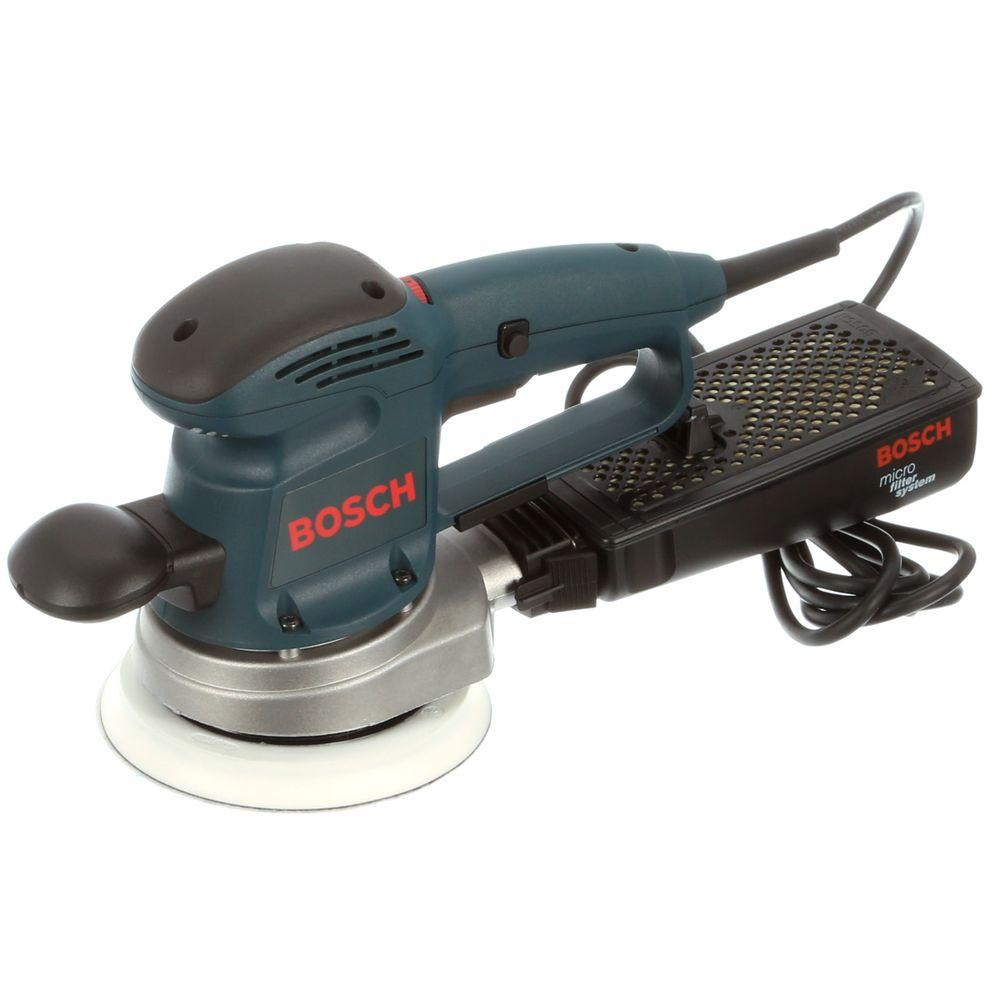 Bosch 3.3-Amp 6 in. Random Orbital Sander/Polisher