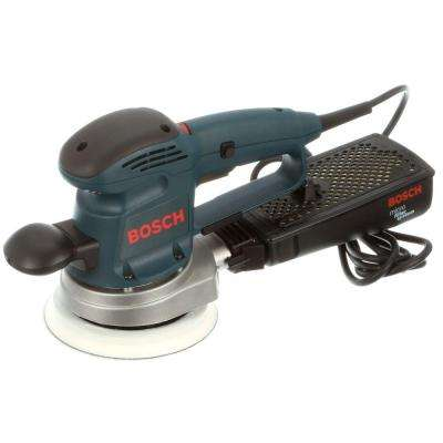 3.3 Amp 6 in. Corded Variable Speed Random Orbital Sander/Polisher