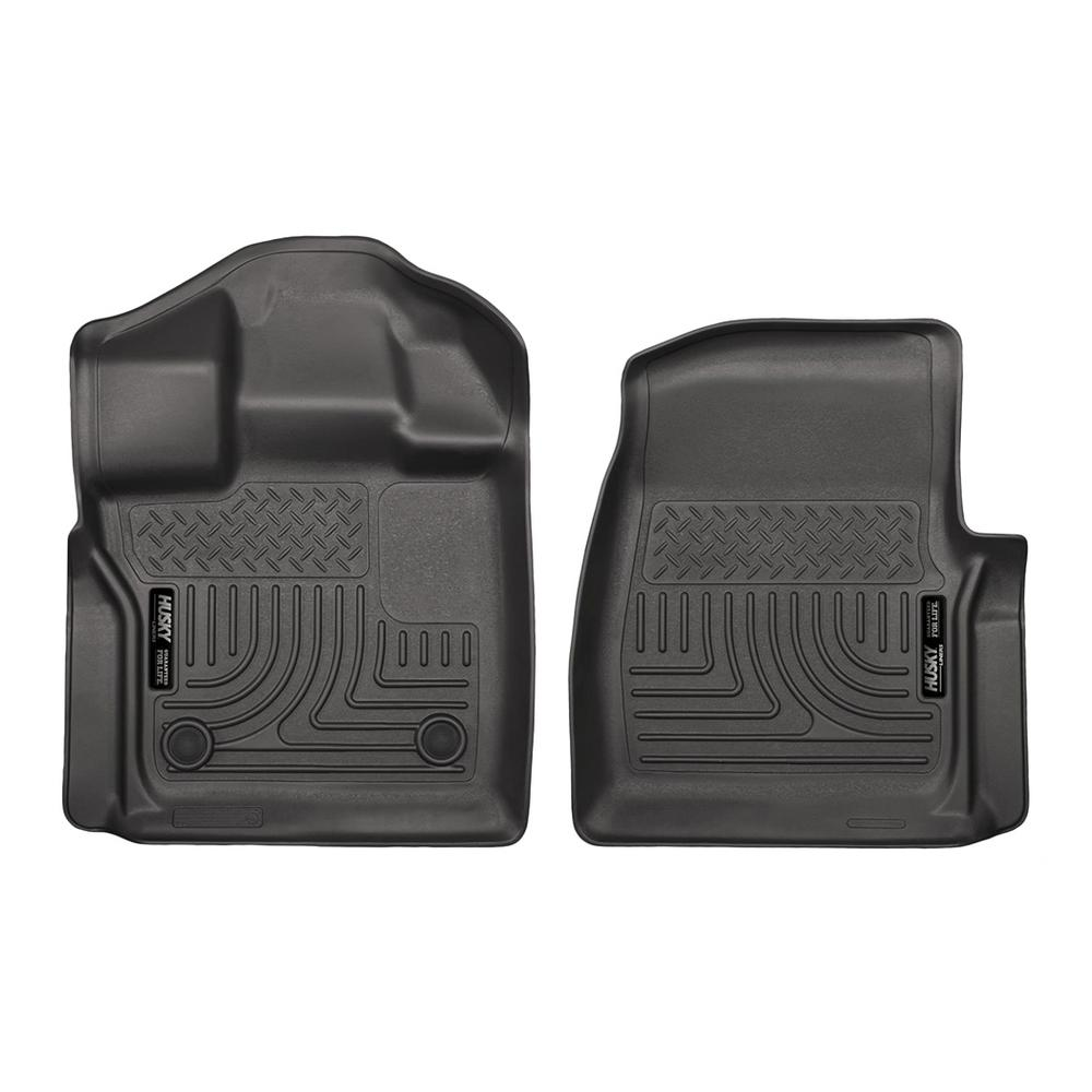 2013 2012 2015 2009 GGBAILEY D51522-F1A-BK-OR Custom Fit Car Mats for 2005 2014 2011 2006 2007 2010 2008 2016 Aston Martin DB9 Coupe Black Oriental Driver /& Passenger Floor