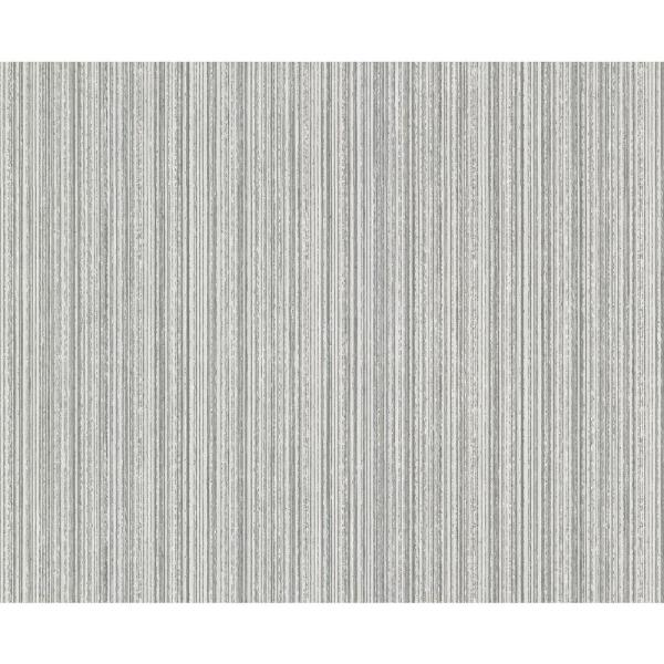 . 8 in  x 10 in  Salois Light Grey Texture Wallpaper Sample