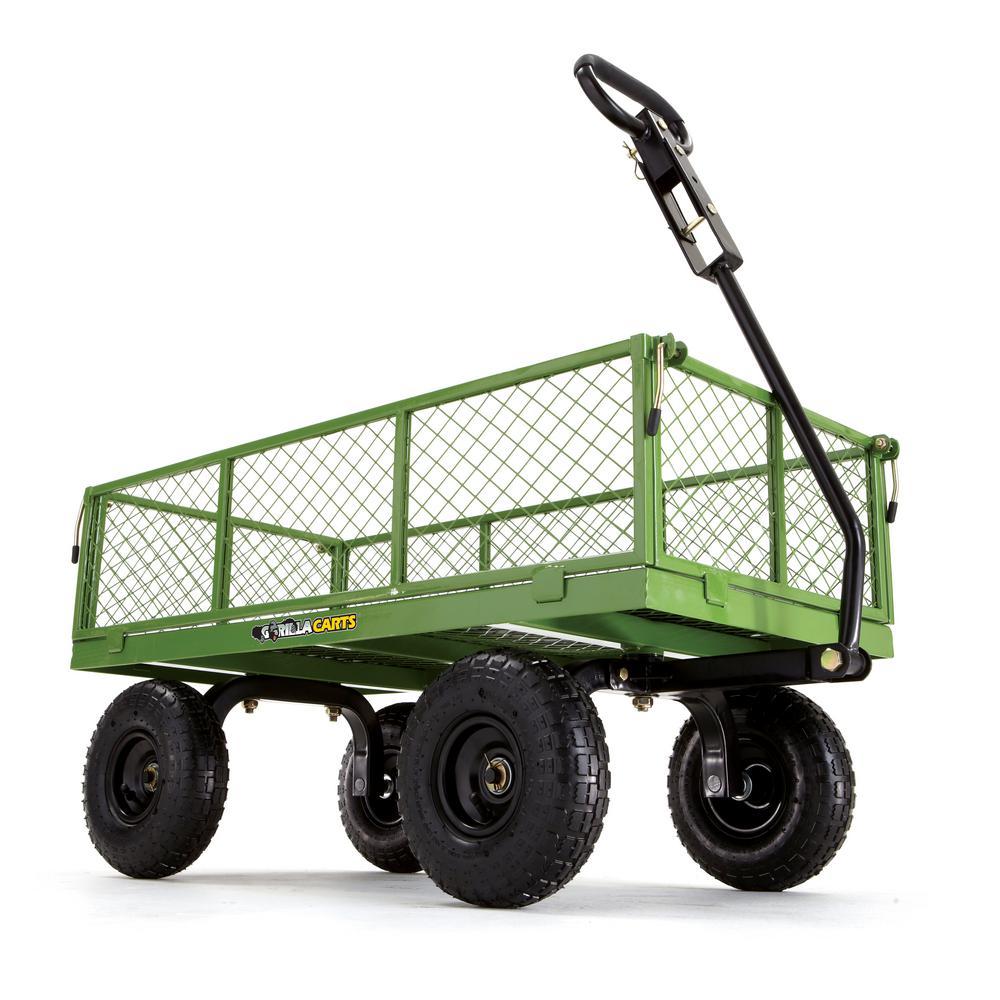 800 Lb Steel Utility Cart