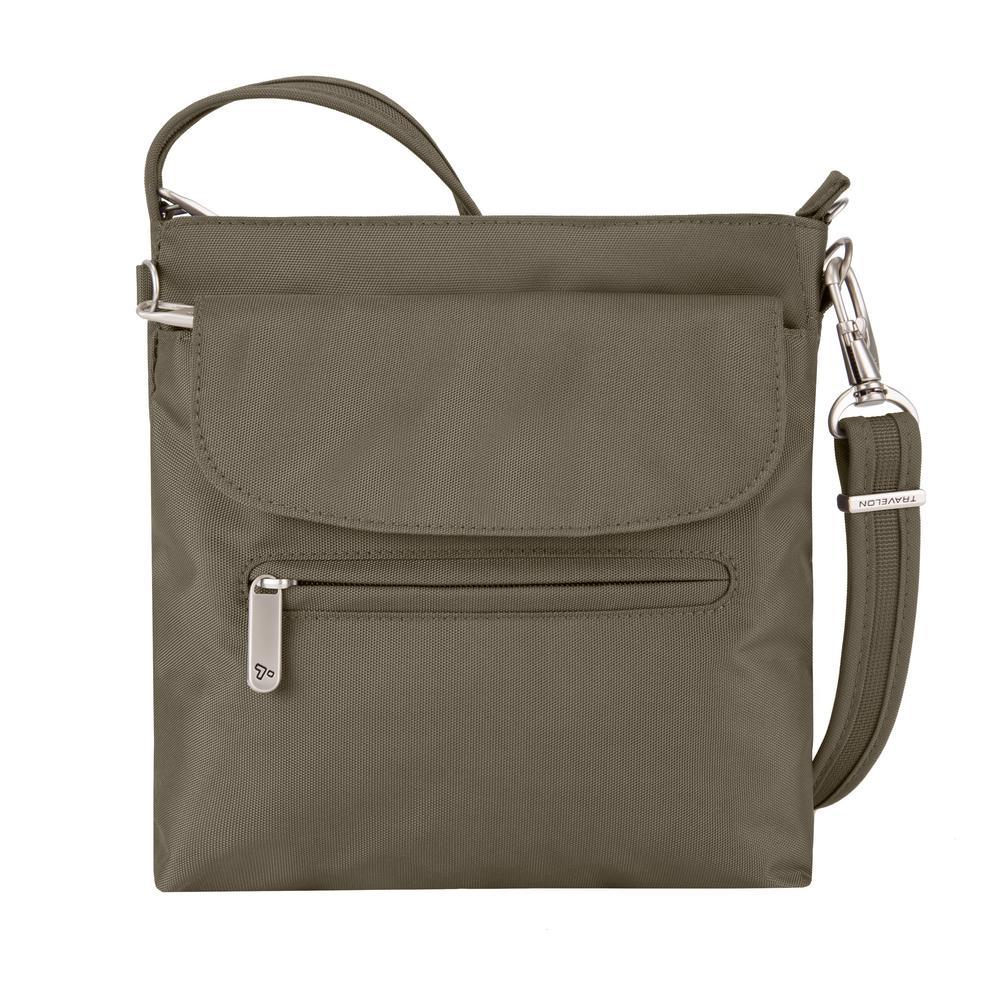 Nutmeg Anti-Theft Mini Shoulder Bag