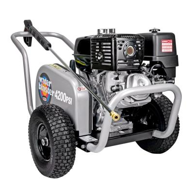 Water Blaster WB4200 4200 PSI at 4.0 GPM HONDA GX390 Cold Water Pressure Washer