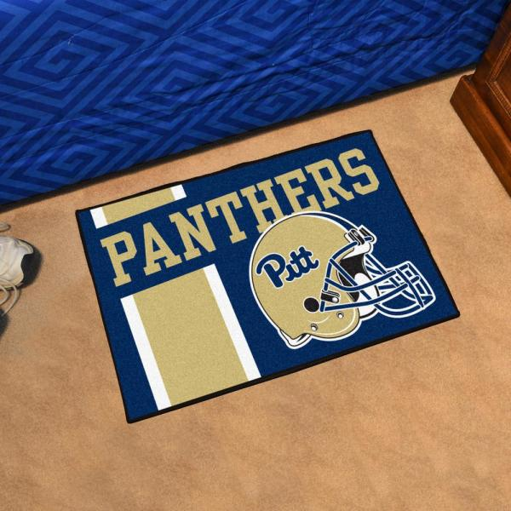 University of Pittsburgh Football Area Rug