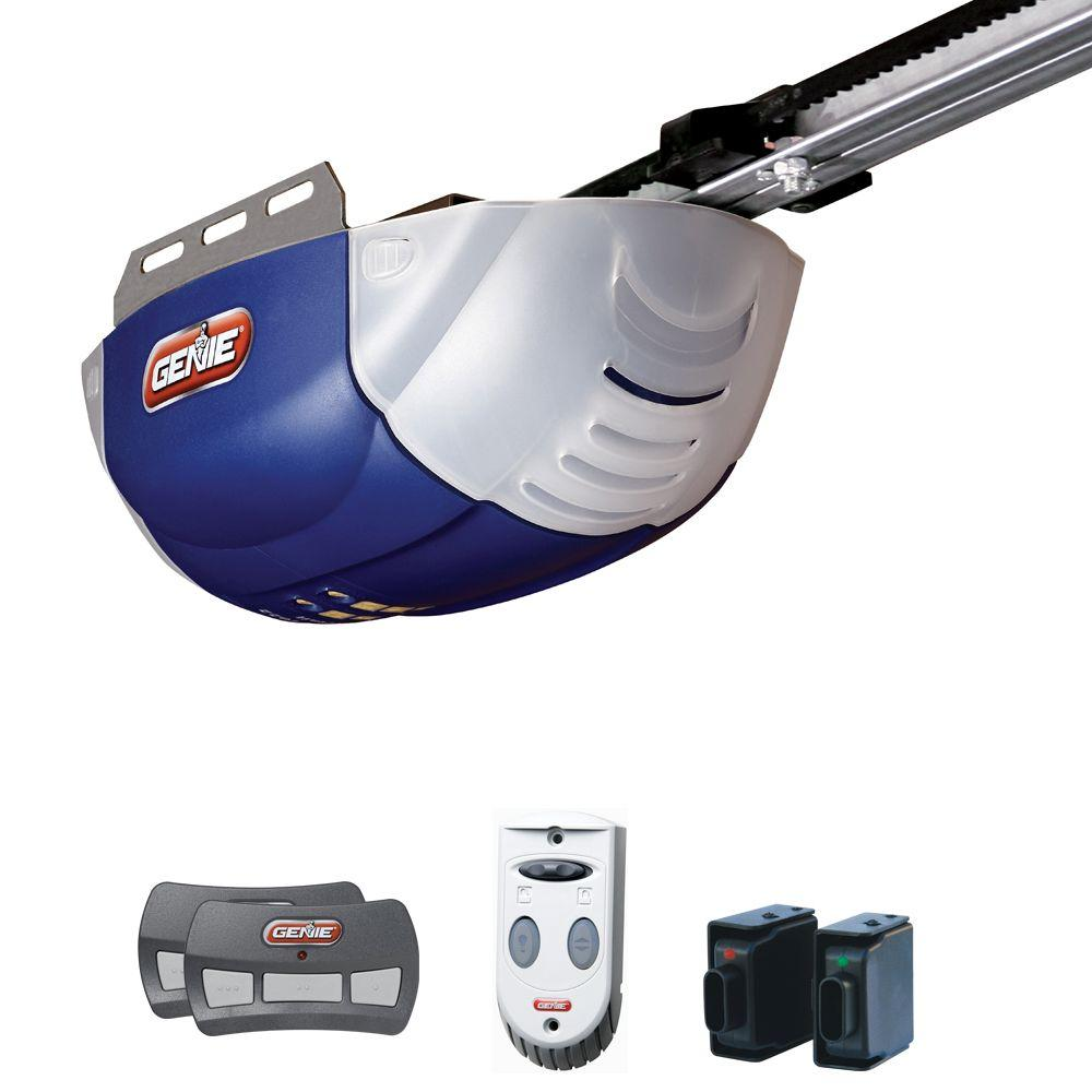 Genie QuietLift 800 1/2 HP DC Motor Belt Drive Garage Door Opener