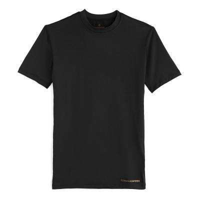 Medium Men's Recovery Short Sleeve Crew
