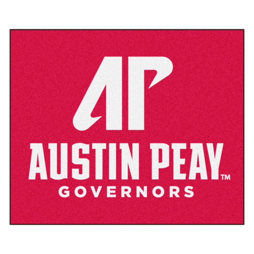 NCAA Austin Peay State University Red 5 ft. x 6 ft.
