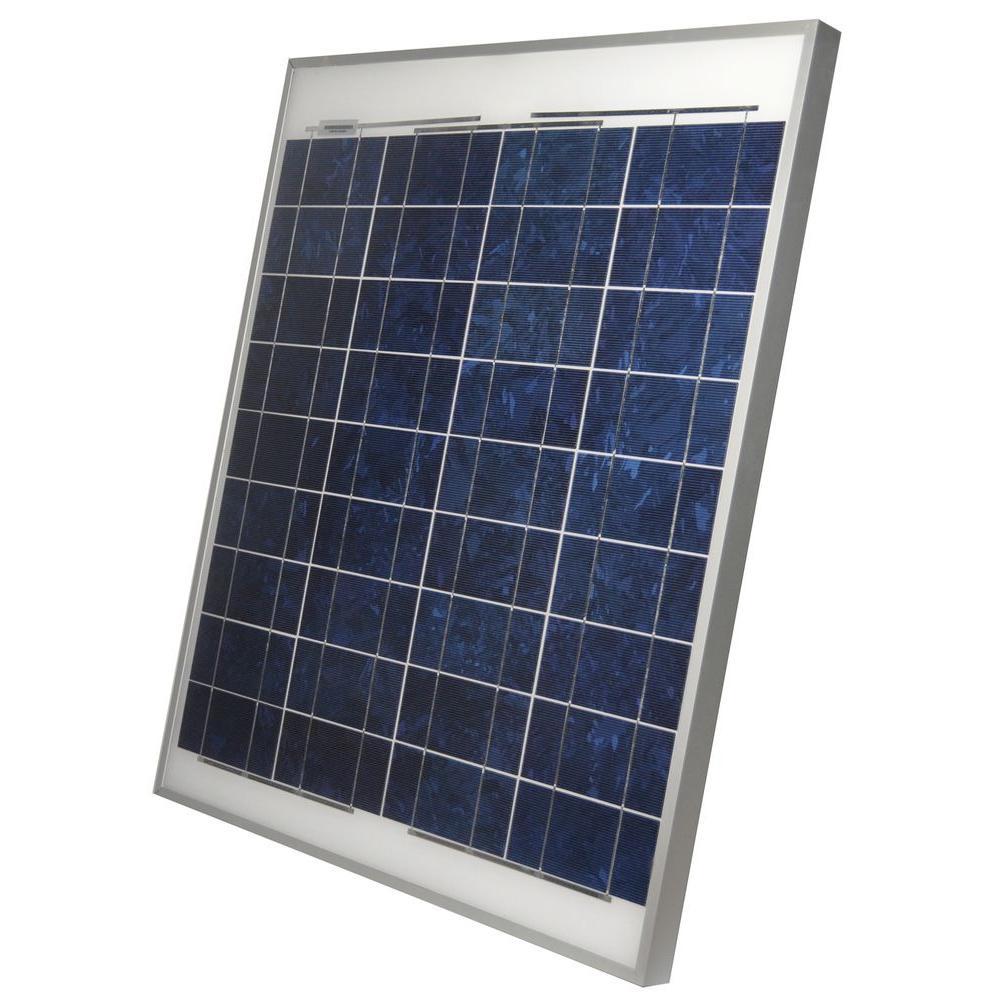 Sunforce 60-Watt Crystalline Solar Panel