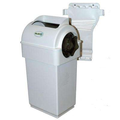 2.7 gal. Indoor Compost Collector with Tumbler