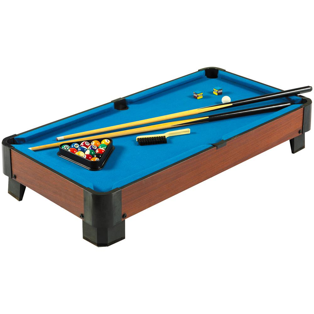 Superbe Table Top Pool Table