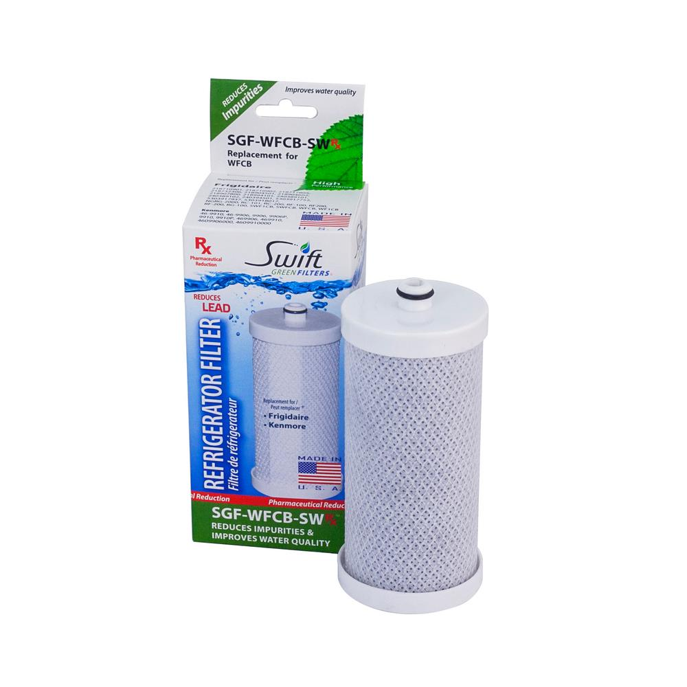 Swift Green Filters SGF-WFCB Rx Replacement Water Filter for Frigidaire WFCB