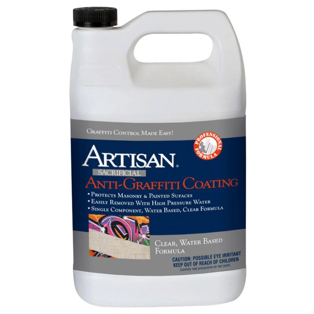 1 gal. Sacrificial Anti-Graffiti Coating